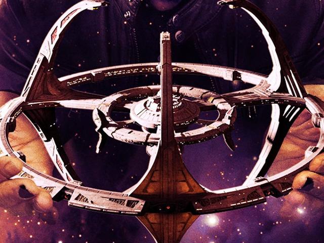 <i>Deep Space Nine</i> Anniversary Documentary er ramt teatre for kun en dag