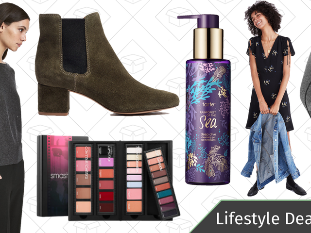 Thursday's Best Lifestyle Deals: Sephora, Madewell, H&M, New Balance, and More