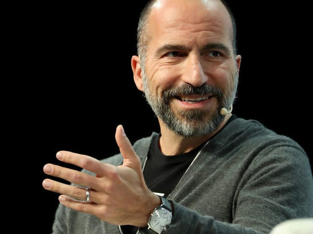 Here's What Could Sink Uber, According to Uber