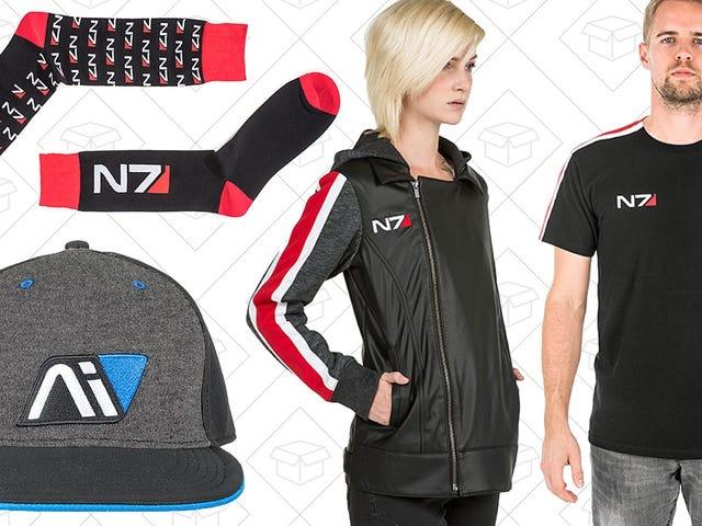 Go Reap Some Discounts on Mass Effect Gear From ThinkGeek