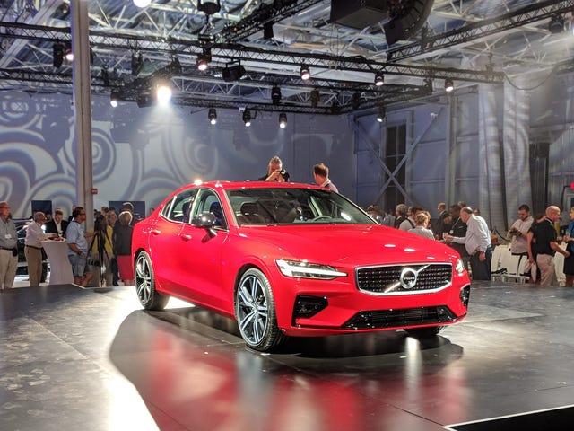 When Volvo's South Carolina Launch Got Awkward