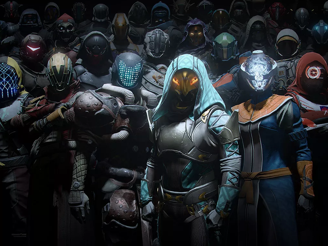 Destiny Player Earns Every Title In The Game (And It Only Took 1,200 Hours)