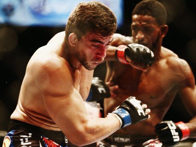 Former UFC Fighter Rodrigo De Lima Killed Following Altercation With Rideshare Driver