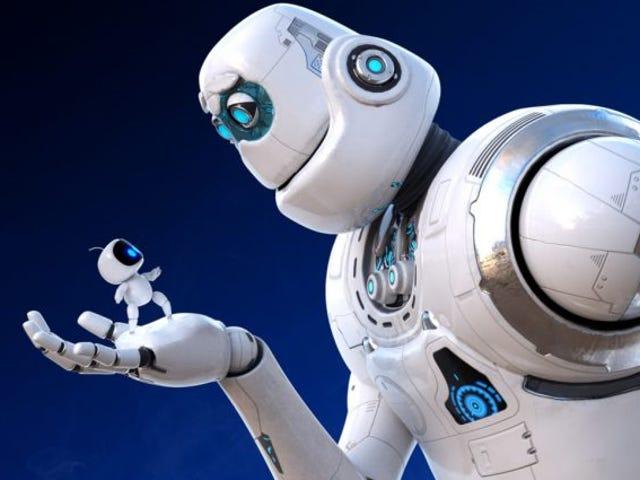 Upea näköala <i>Astro Bot Rescue Mission</i> taiteelle ja suunnittelulle