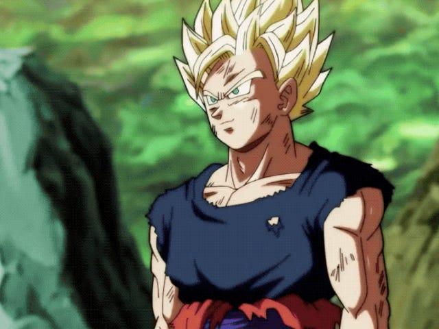 Porcelanowa gra w <i>Dragon Ball Super</i> gra w różne gry i zabawy