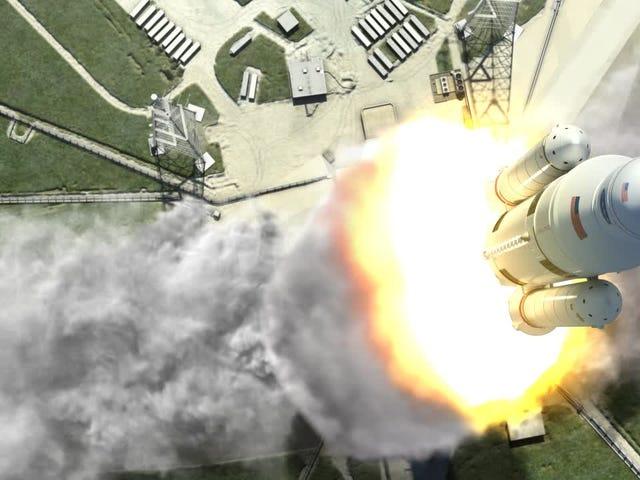 Ang Covid-19 Nangangahulugan na Bawat Misyon ng Buwan ng NASA Maaaring Maghintay