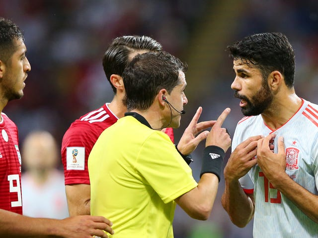 "Iranian Defender: ""Diego Costa Cussed Everyone In My Life"""