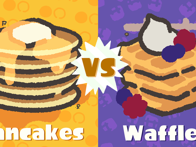 How's It Going?: Pancakes Vs Waffles Edition