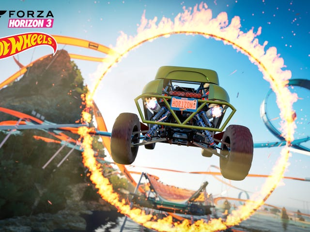 Horizon 3 Hot Wheels Expansion Preview Stream