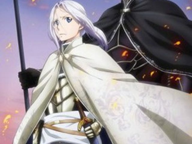 Dette er TV-stedet for The Heroic Legend of Arslan Anime