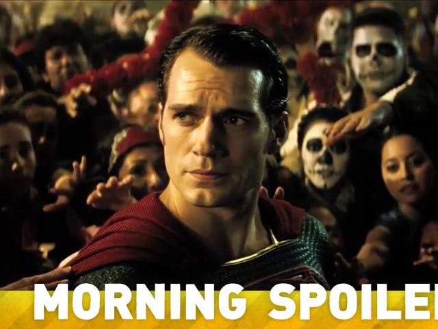 Henry Cavill explique pourquoi <i>Batman v. Superman</i> n&#39;est pas un <i>Man Of Steel 2</i>