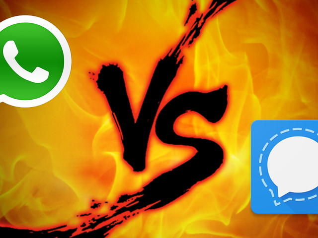 Secure Messaging App Showdown: WhatsApp vs. Signal