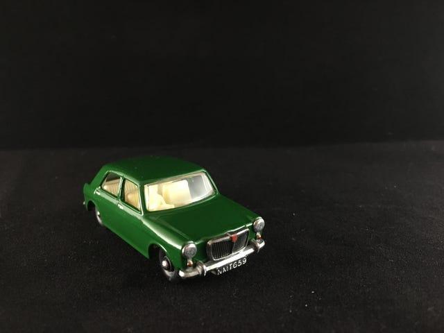 Lesney Matchbox MG 1100 Restauração