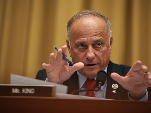 Rep. Steve King: Hurricane Katrina Victims Were Begging for Assistance, Not Like Iowans