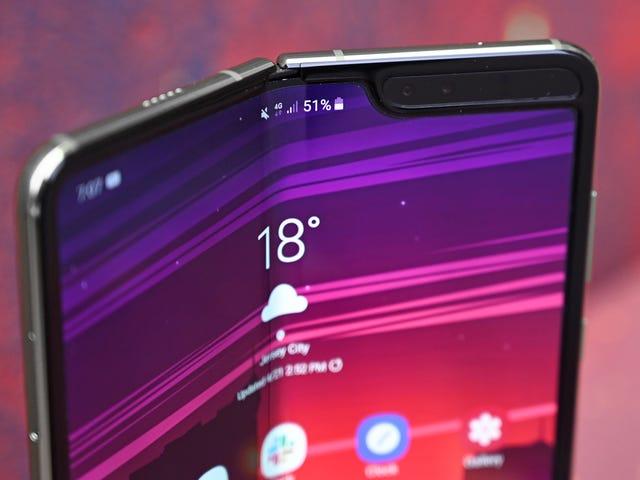 Warum sollten Sie warten, um das Samsung Galaxy Fold zu kaufen