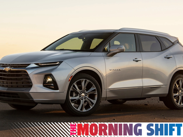 The New Chevrolet Blazer Has Become a Punching Bag