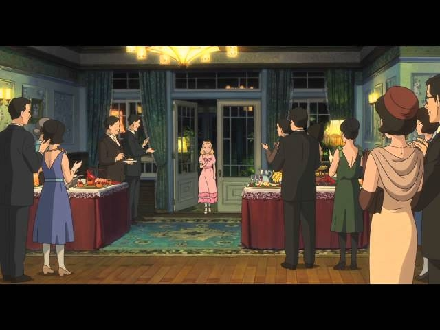 Studio Ghibli's <i>When Marnie Was There </i>Gets an English Trailer