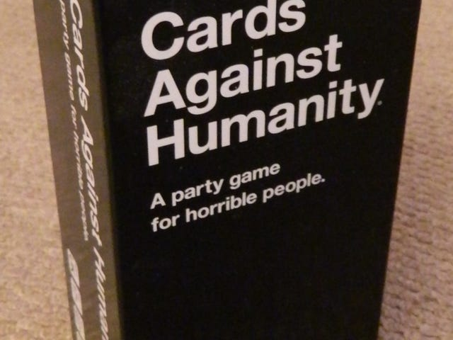 Cards Against Humanity - Review and Retrospective