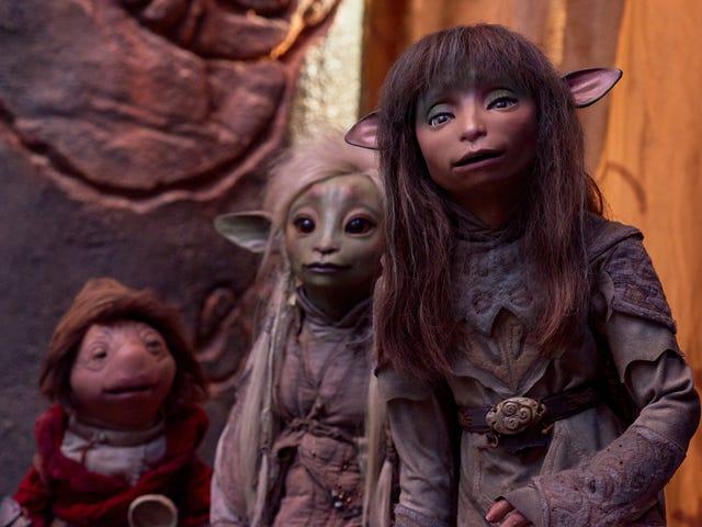 """Dark Crystal-producenterne på deres Netflix-forquel: """"Det er ikke The Happy Crystal"""""""