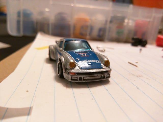 Piątek Korekty: Falken Porsche 934 Turbo RSR