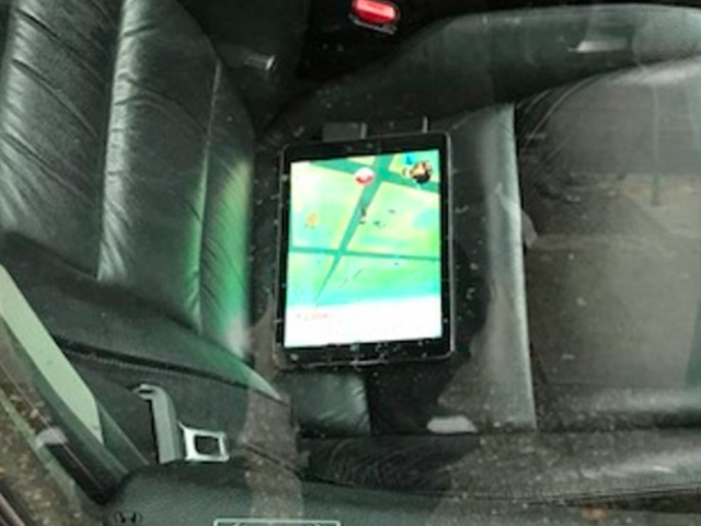 Driver Fined 368 Canadian Dollars After Pulling Up Alongside Cops While Playing Pokémon Go