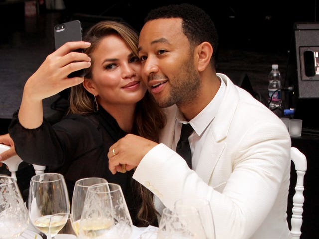 Donald Trump is Now Feuding With Chrissy Teigen and John Legend???