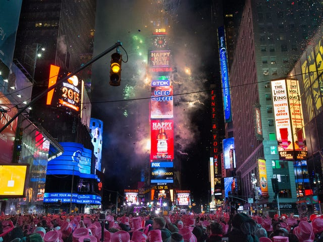 NYPD Will Use Drone Technology in First for New Year's Eve Security