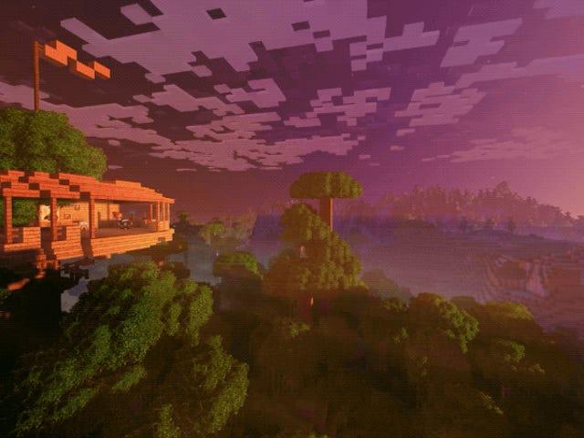 Dopo anni di attesa, la versione di Minecraft con grafica migliorata è stata annullata