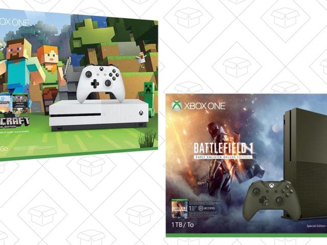 Take Your Pick Of Two Xbox One S Discounts, Starting At Just $200