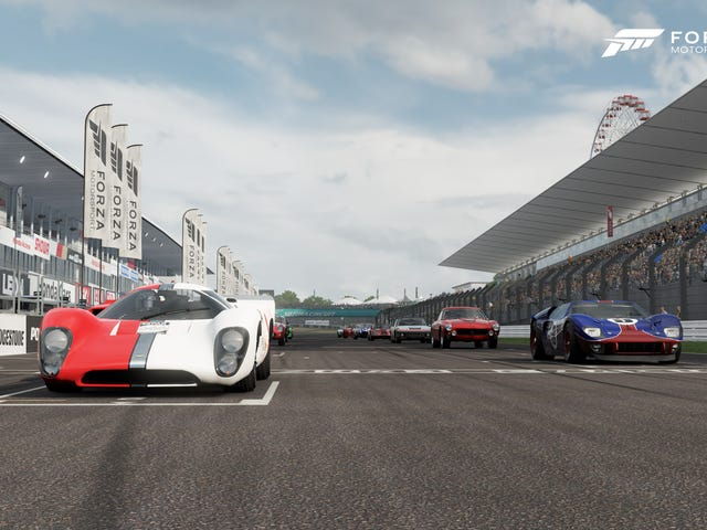 The Oppositelock Forza 7 Endurance Championship, Round 8: Results + Replay