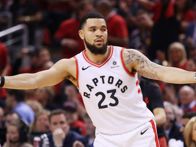 Fred VanVleet: My Power Is Not Derived From My Son
