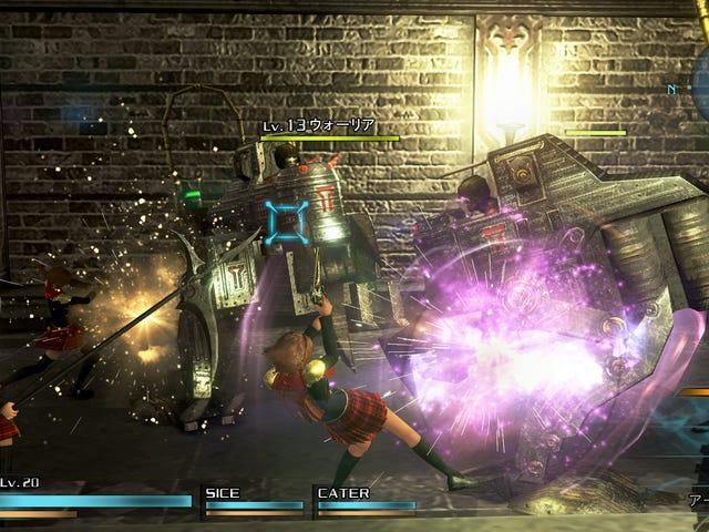 Επανεξέταση: Final Fantasy Type-0 HD - Μια κακή ομορφιά