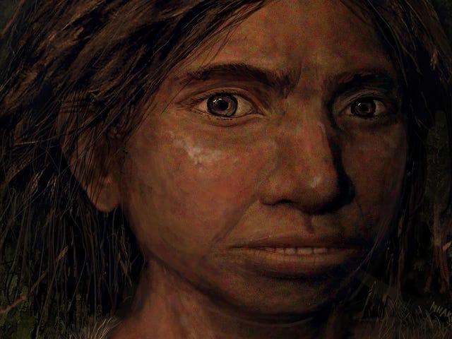 Η αναδημιουργία του προσώπου δείχνει τι θα μπορούσαν να φάνηκαν οι αινιγματικοί Denisovans