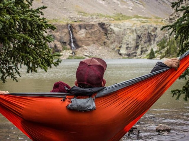 What's Your Favorite Camping Hammock?