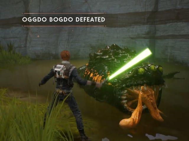 How To Kill Jedi: Fallen Order's Oggdo Bogdo More Easily