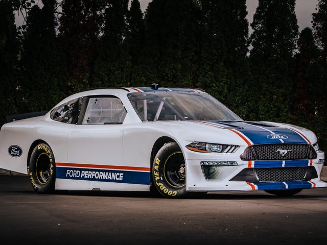 Ford Finally Brings Its NASCAR Xfinity Series Mustang Out Of 2011