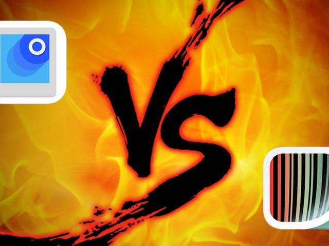 Cuộc tranh tài quét ảnh: PhotoScan vs Photomyne