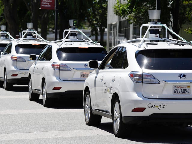 U.S. Lawmakers Have Laid Out How They Want To Craft Self-Driving Car Regulations