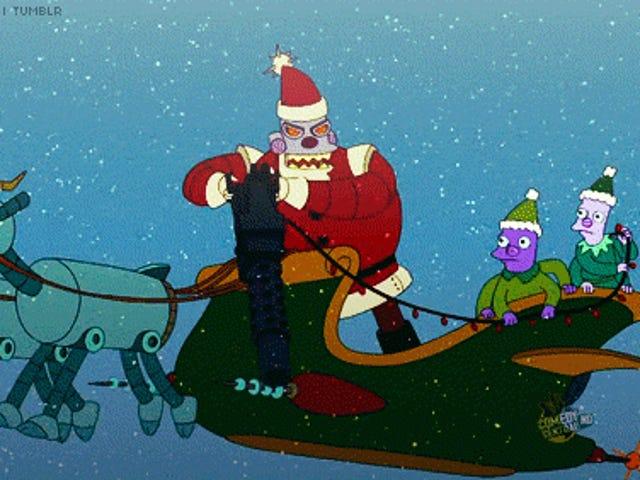 Santa Medley