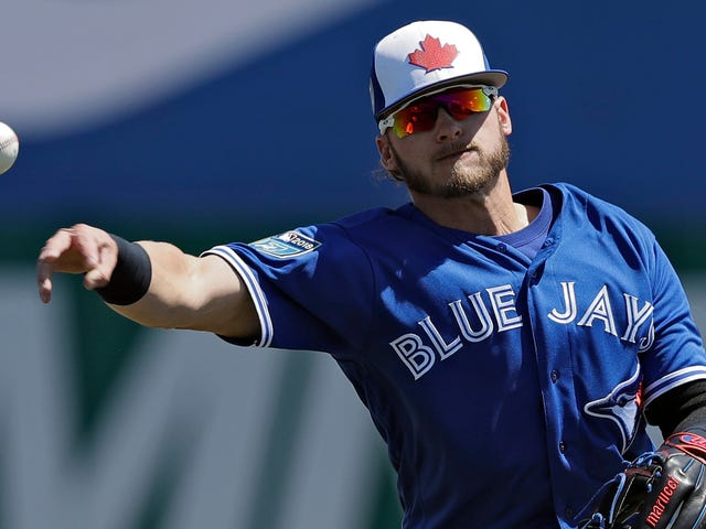 """""""Dead Arm"""" Has Temporarily Turned Josh Donaldson Into A Noodle-Armed Designated Hitter"""