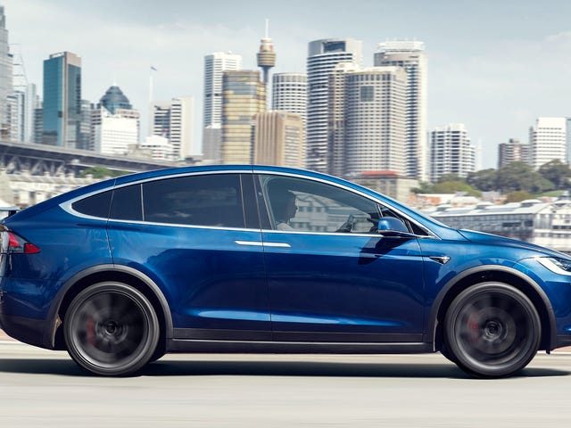 Los modelos base Tesla Model S y Model X acaban de caerse