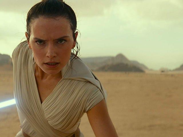 Cuidado con los sitios de descarga de Scammy 'Star Wars: The Rise of Skywalker'