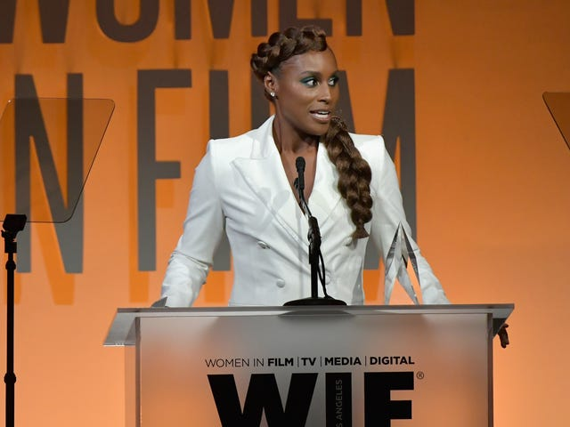 'None of My Favorite Artists Are Humble': Issa Rae Refused to Play Insecure at the 2019 Women in Film Awards