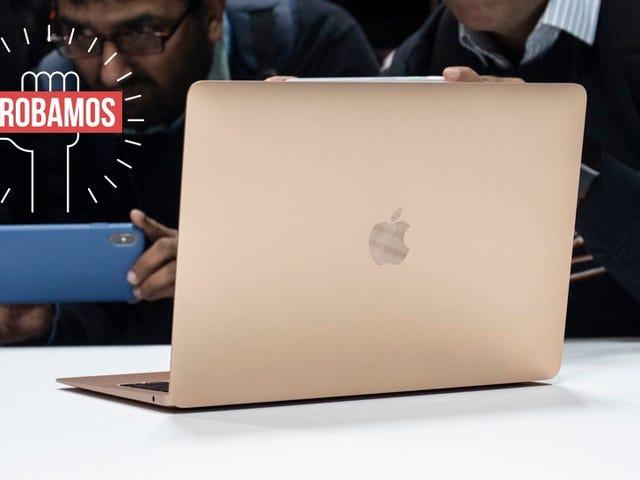 Con la llegada del nuevo MacBook Air,el MacBook ya no tiene sentido