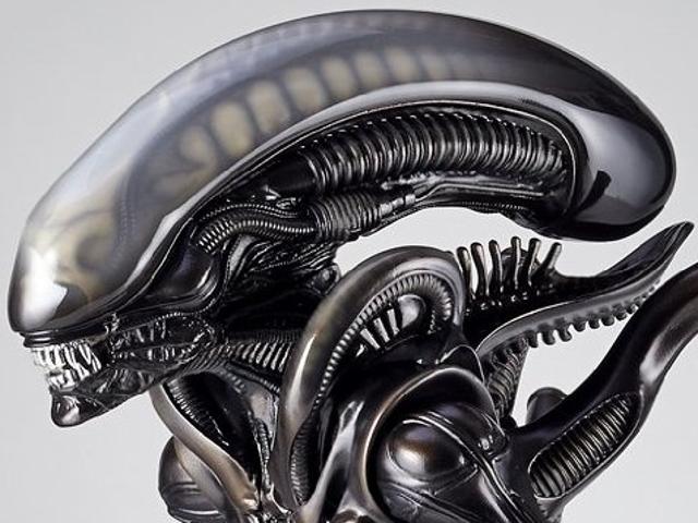 Denna Gigantic <i>Alien</i> Toy är helt vacker