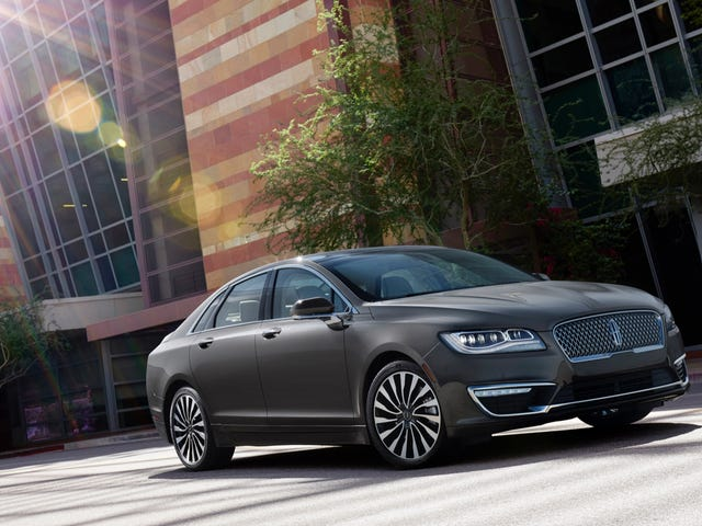 Lincoln MKZ: Jalopnik's Buyer's Guide