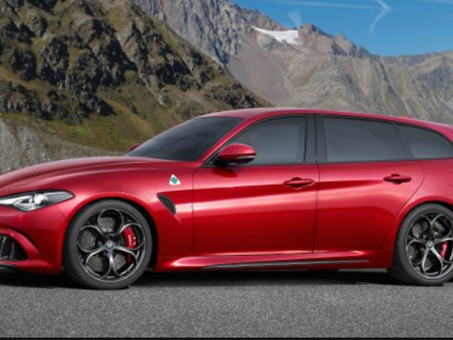 Why is the Quadrifoglio referred as the QV?