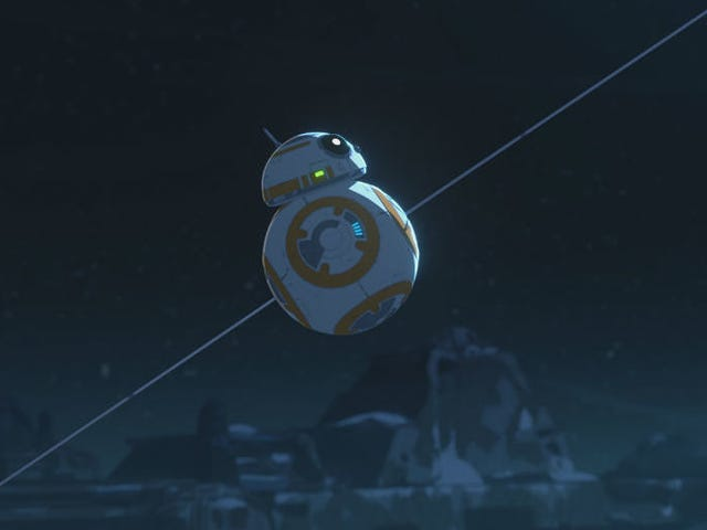With The Force AwakensTimeline Looming, Things Are Heating Up onStar Wars Resistance