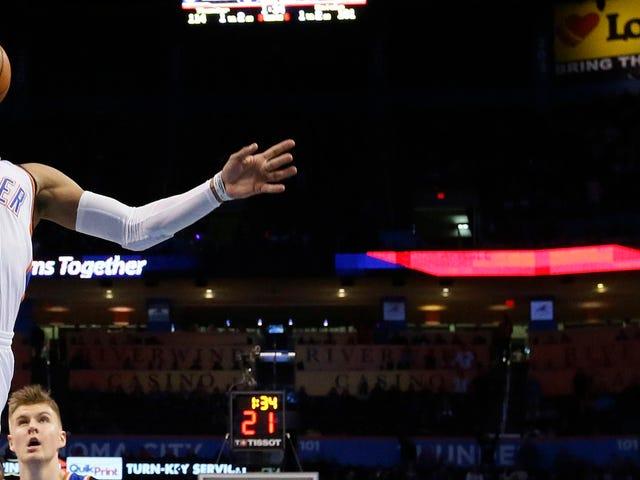 Bu Hala Russell Westbrook'un Mevsimi