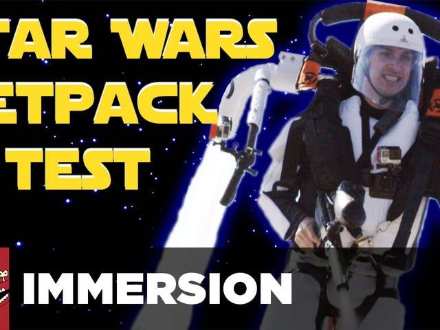 Immersion: Star Wars Jetpacks